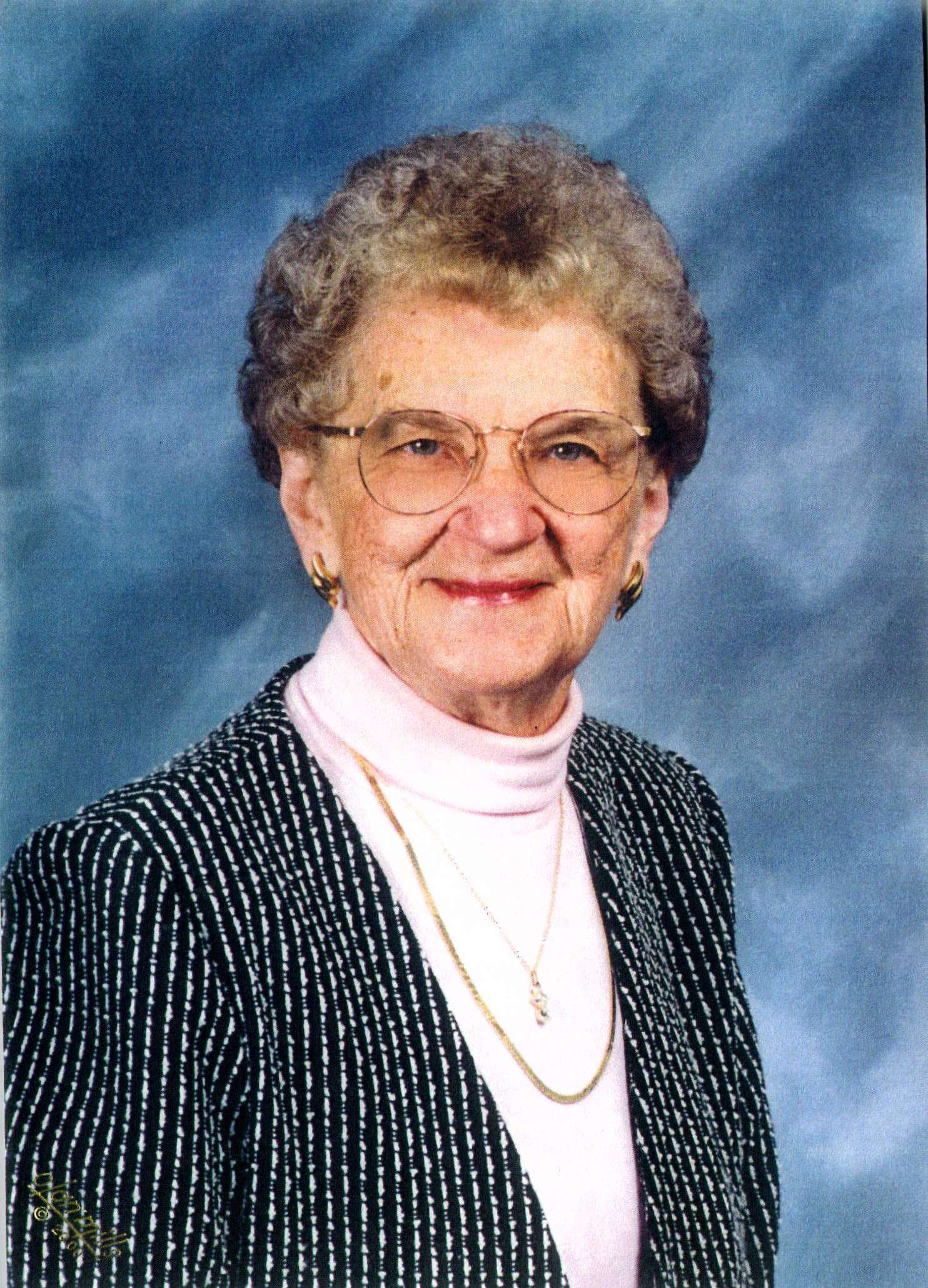 Mildred M. Hilliar
